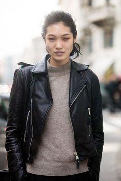 """urbnite: """" Madewell Ultimate Leather Jacket """""""