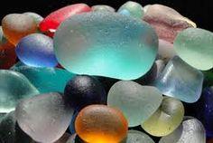 sea glass on the beach - Google Search