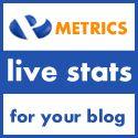 Performancing Metrics Blog Statistics