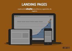 Dentre os principais tópicos da otimização de #sites e #blog, a criação de landing pages está entre os mais importantes. #LandingPages são páginas criadas com foco na #conversão. É uma das melhores estratégias para transformar visitantes em #Leads e captar informações valiosas para você.  #inboundmarketing #landing #pages #agencianoar #internet #conteudo #estrategia #conversao #seogo #melhoria #alcace #relevancia #google #facebook #bing #yahoo #seo