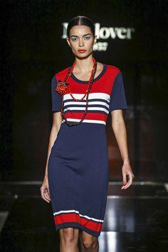 Naulover, Spring-Summer 2018, Barcelona, Womenswear Urban Fashion, Trendy Fashion, Fashion Trends, Fur Skirt, Nautical Fashion, Fashion 2018, Business Fashion, Knit Dress, Stylish Outfits