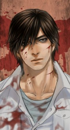 Henry T (SILENT HILL 4 THE ROOM) (Cangsir/Tumblr)