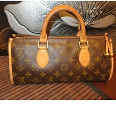 Auth. Louis Vuitton Popincourt (Negotiable) VI0095 Perfect condition slight wear on handles Louis Vuitton Bags Mini Bags