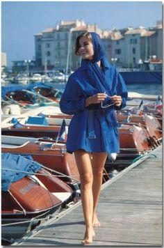 PARIS LUXURY BOAT: Le bateau Riva est unique au monde...