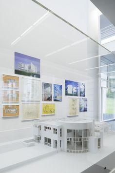 'Richard Meier. Building as Art' Exhibition