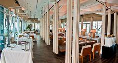Restaurante Erre de Ramón Freixa, piso 10 del Hotel las Américas Torre del Mar