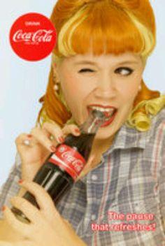 Coca Cola model #cocacola