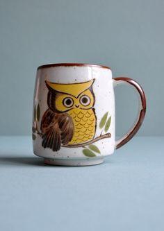 Owl #coffee Mug