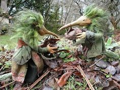 wendy froud   Realm of Froud: Little Trolls acting rather Strangely