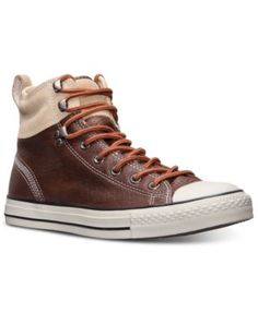 CONVERSE Converse Men's Chuck Taylor All Star Hiker 2 Sneakers from Finish Line. #converse #shoes # finish line athletic shoes