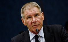 Add a flannel shirt, take away the earring...viola, Dad! lol [Harrison Ford]