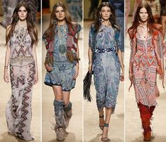 Etro Spring/Summer 2015 Collection - Milan Fashion Week