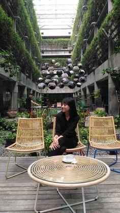 Green Host Boutique, Hotel Prawirotaman, Jogjakarta