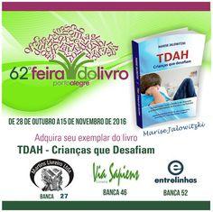 Marise Jalowitzki: 62ª Feira Internacional do Livro de Porto Alegre -...
