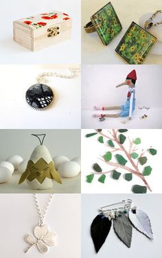Gifts 6 by Elsa Pakopoulou on Etsy--Pinned+with+TreasuryPin.com