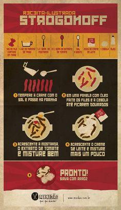 13 receitas ilustrada para cozinha