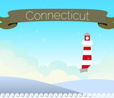 Nice blogpost about Connecticut (CT) Fast Facts by mowpages