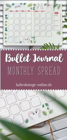 BULLET JOURNAL IDEEN DEUTSCH Inspiration für dein Bullet Journal. Komplettes SET UP für den Juli im Bullet Journal mit Flamingos und Palmen, Habit Tracker, monthly spread, brain dump... #bulletjournalideendeutsch #bulletjournalideen #bulletjournalfüranfän Bullet Journal August, Bullet Journal Weekly Spread, Bullet Journal Spreads, Bullet Journal Set Up, Bullet Journal Layout, Journal Pages, Brain Dump Bullet Journal, Journals, Journal Inspiration