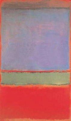 No. 6  (Mark Rothko)