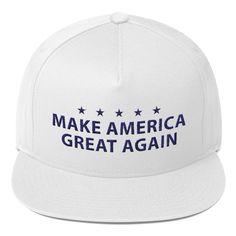 Trump 2020 Finish the wall usa side brim Adjutable Hat MAGA Donald Trump Hat