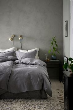 Home Interior Design .Home Interior Design Cozy Bedroom, Home Decor Bedroom, Bedroom Wall, Living Room Decor, Bedroom Brown, Bedroom Interiors, Girls Bedroom, Master Bedroom, Bedrooms