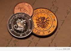 Harry Potter Money
