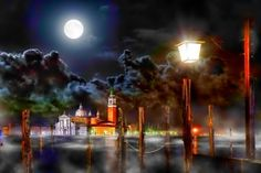 Image from http://hdwpics.com/images/0A42A16B6859/Venice-night.jpg.
