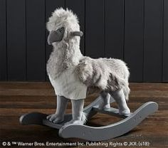 HARRY POTTER™ BUCKBEAK™ Plush Rocker