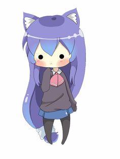 Acchi Kocchi- (Io e Tsumiki) Anime Neko, Anime No Sekai, Mega Anime, Lolis Neko, Anime Art, Anim Gif, Gif Animé, Loli Kawaii, Kawaii Anime Girl
