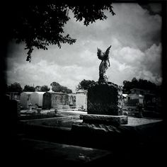 new orleans cemetery angels | New Orleans Cemetery Series #4- The Angels Path | Flickr - Photo ...