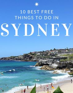 10 Free Things to Do in Sydney More
