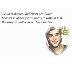 Wow...this is so true....you know what that means......right?? well......THANK YOU SCOOTER BRAUN!! AND PATTIE MALLETE.......I feel like I forgot someone oh!!.........THANK YOU JERMEY BIEBER!!!