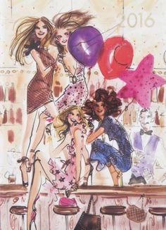 Izak Zenou party girls