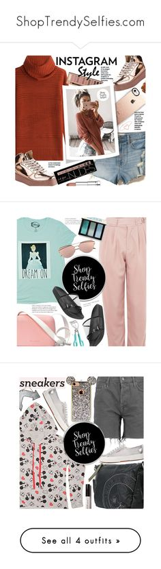 """""""ShopTrendySelfies.com"""" by beebeely-look ❤ liked on Polyvore featuring Hollister Co., Casetify, Maybelline, Diane Von Furstenberg, Love Is, casual, instagram, DENIMCUTOFFS, instagramstyle and shoptrendyselfies"""