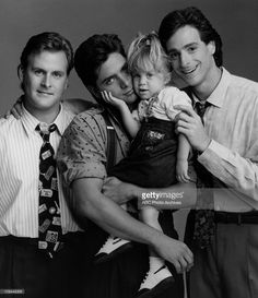 HOUSE - Cast Gallery - August 8, 1989. (Photo by ABC Photo Archives/ABC via Getty Images)DAVE
