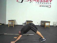 tonygentilcore.com Yoga Push-Up Complex - YouTube