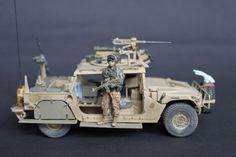 M1113 based GMV-N GROM Tamiya 1:35