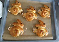Süße Hefe-Hasen, ein gutes Rezept aus der Kategorie Kuchen. Bewertungen: 20. Durchschnitt: Ø 4,1.