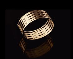 Ralph Lauren Fine Jewelry Collection Woven Gold