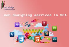 N-centric technologies India Pvt. Ltd Company is one of the creative web designing services in USA based in India. We provide high quality; affordable websites for our clients that will appear your website in online very effectively that can catch your valuable customers.