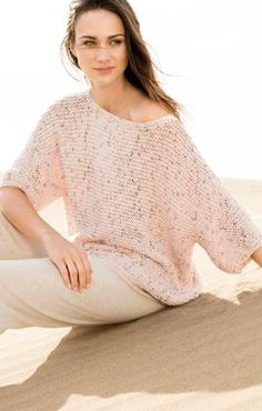 Pulli Filati Magazine 49 Lanna grossa lido yarn Desertdesignknitz in Texas sells