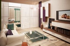 Garsoniera Timpuri Noi - Art Deco Zone & Knox Design - Amenajari interioare Bucuresti Art Deco, Oversized Mirror, Modern, House, Furniture, Design, Home Decor, Trendy Tree, Decoration Home