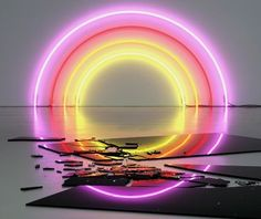 Lori Hersberger - Light Art Installation