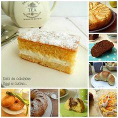 Questa raccolta racchiude le ricette di dolci da colazione torte, plumcake, crostate, ciambelle ecc. Ricette semplici e genuine per soddisfare tutti i gusti