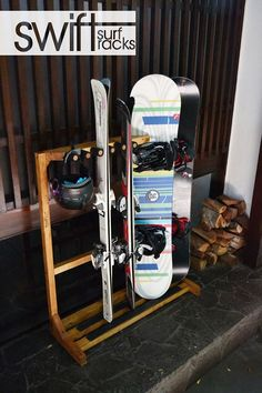 Winter is Here, Put all your stuff in a cool place, ready to go!