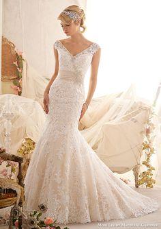 Mori Lee by Madeline Gardner Wedding Dresses : Spring 2014 Bridal Collection Highlights — Sponsor Highlight | Wedding Inspirasi