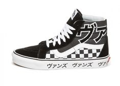 075907e8b96b6c VANS SK8 HI Japanese Type Checkerboard Black White VN0A2XSBSJZ Size: 8-13  #fashion #clothing #shoes #accessories #mensshoes #athleticshoes (ebay link)