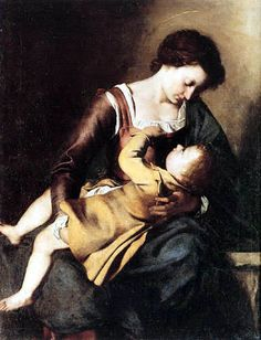 Madonna by Caravaggio
