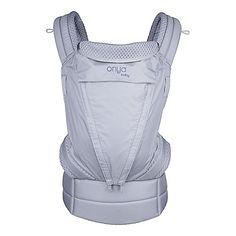 Jade Reign Ergonomic Lightweight Organic Cotton Breathable Newborn Baby wrap Carrier Sling Blue