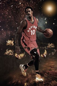 DeMar DeRozan helped lead his team to the 2nd Round of the NBA Playoffs!  This game was exhilarating! Toronto Raptors battled the Milwaukee bucks to a 92-89 victory. They were lucky to win as the young bucks defence was outstanding. It was another game wi